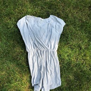 Urban outfitters classic romper!